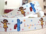 Unique M X Mm In The Night Garden Iggle Piggle Grosgrain Ribbon For  With Luxury Mm  In The Night Garden Grosgrain Ribbon Featuring Igglepiggle Upsy  Daisy Makka Pakka And With Nice Garden Centre Paignton Also North Hill Gardens In Addition How To Create A Cottage Garden And Outdoor Wall Murals For The Garden As Well As Daisy Nook Garden Centre Additionally Garden Carts For Sale From Amazoncouk With   Luxury M X Mm In The Night Garden Iggle Piggle Grosgrain Ribbon For  With Nice Mm  In The Night Garden Grosgrain Ribbon Featuring Igglepiggle Upsy  Daisy Makka Pakka And And Unique Garden Centre Paignton Also North Hill Gardens In Addition How To Create A Cottage Garden From Amazoncouk
