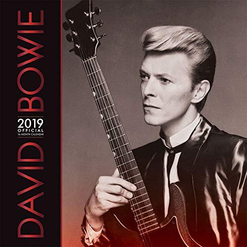 David Bowie 2019 Wandkalender