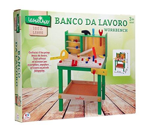 Legnoland 36889 - Banco da Lavoro