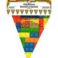 Lego Style Flag Banner