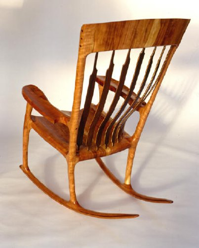 How to Make a Beautiful Rocking Chair (English Edition)
