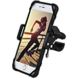 Bike Mount, Gear Beast Secure Grip Universal Smartphone Bike Mount Holder Cradle for iPhone 7, 7 Plus, 6s, 6s Plus, 6, 6 Plus, Galaxy S7, S7 edge, S6, S6 edge, Note 5, 4, 3, and other Smartphones. by Gear Beast