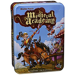 uplay. It upl041-Medieval Academy, Multi-Colour