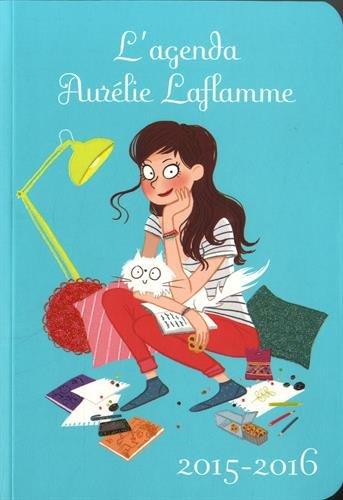 Agenda Aurélie Laflamme 2015-2016