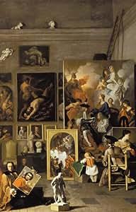 Piatnik - Puzzle L'atelier du peintre