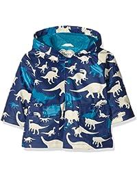 Hatley Infant Raincoat-Silhouette Dinos, Impermeable para Bebés