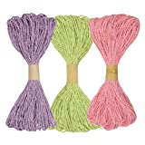 Best Twine - AsianHobbyCrafts Dual Color Paper Thread Twine Cord Review