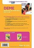 Image de DEME - Épreuves de certification DC 1 à 4 - Annales corrigées - Diplôme d'État de Moniteur-éducateur - Session 2016