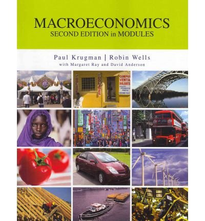 [Macroeconomics in Modules [With Access Code] ] BY [Krugman, Paul]Paperback (Krugman Macroeconomics In Modules)