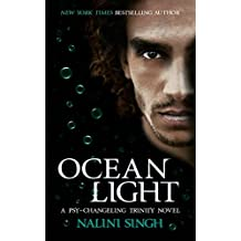 Ocean Light: The Psy-Changeling Series (The Psy-Changeling Trinity Series) (English Edition)