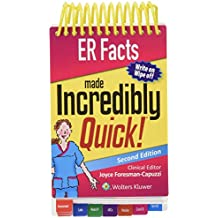 ER Facts Made Incredibly Quick (Incredibly Easy! Series (R))