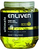 Enliven Hair Gel, Ultimate, 500ml.