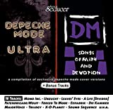 Anklicken zum Vergrößeren: Forced to Mode - DEPECHE MODE Ultra-Pack mit Sonic Seducer Ultra + Songs Of Faith And Devotion-Tribute + weitere CD (Audio CD)