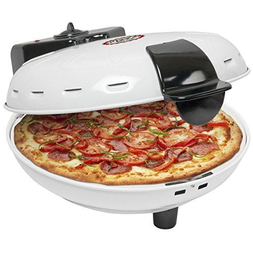 Bestron DLD9036 Pizza Bäcker Steinofenpizza selber machen (Pizza-bäcker)