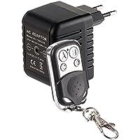 Chargeur secteur USB avec caméra furtive et télécommande