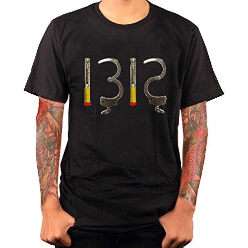 1312 ACAB Bengalo Handschellen | T-Shirt