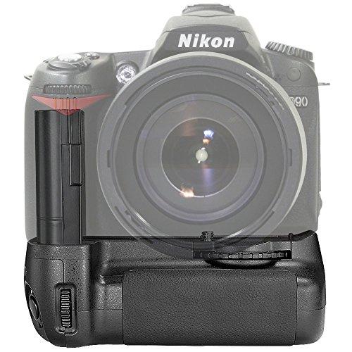 Galleria fotografica Neewer® Impugnatura Portabatteria (Verticale Impugnatura Portabatteria per Nikon D80/D90Camera