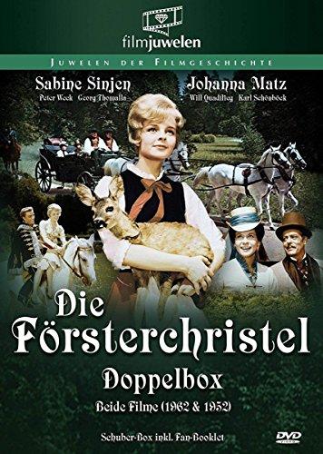 Bild von Die Försterchristel Doppelbox - Beide Filme (1962 & 1952) - Filmjuwelen [2 DVDs]