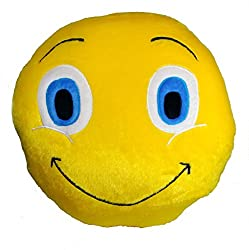 A-Mart Soft toy pillow smileys emoji for kids girls 12 inch