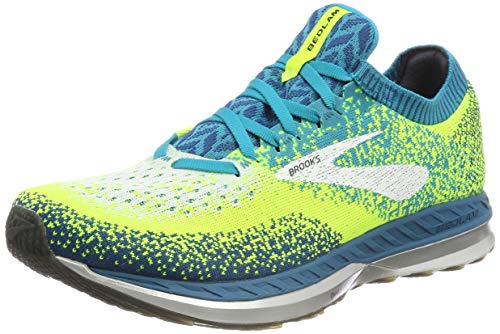 Brooks Bedlam, Zapatillas de Running para Mujer, (Blue/Nightlife/White 729), 43 EU