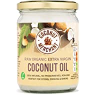 Coconut Oil Extra Virgin Organic Raw Ethical Cold Pressed Coconut Merchant 500ml