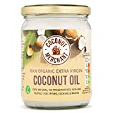 Extra Virgin Organic Raw Coconut Oil 500ml