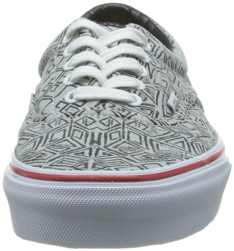 Vans Era Unisex-Erwachsene Sneakers Grau (Van Doren Hig)