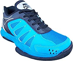 Port Mens Shanaider Blue Synthetic Basketball Shoes (7 UK/IND)