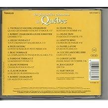 Les plus belles chansons du Québec
