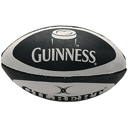 Guinness Mini Rugbybälle (Rugby-bier Guinness)