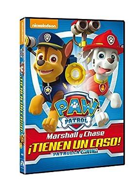 Paw Patrol 02: Marshall Chase Tienen [dvd] por PARAMOUNT