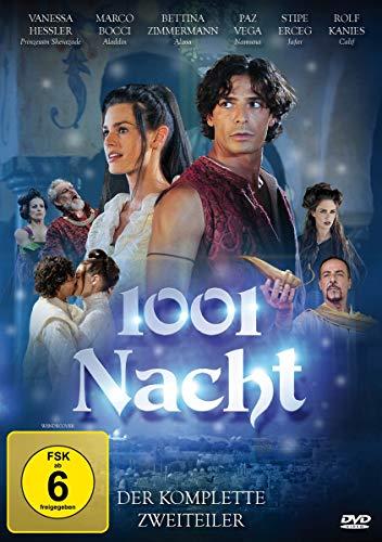 1001 Nacht - Der komplette Zweiteiler aus Tausendundeiner Nacht