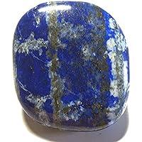 KRIO® - Edelstein Bolotie aus Lapis an Lederkordel Ø 4mm ca 98 cm lang preisvergleich bei billige-tabletten.eu