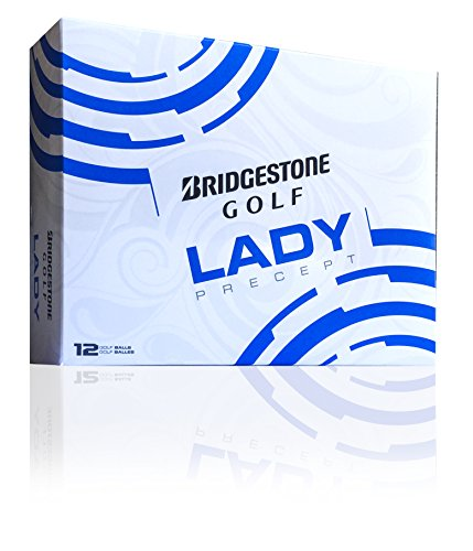 bridgestone-ladies-lady-precept-white-golf-balls-12-balls-2016