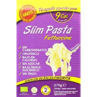 Slim Pasta Fettucine Harina Orgánica de Konjac - 270 gr