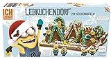 Produkt-Bild: Minion Lebkuchenhaus Bastelsatz Bausatz mit zwei Minions 2D Figuren 268