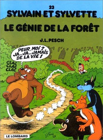 Sylvain et Sylvette, tome 23 : Le Génie de la forêt