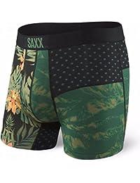 Saxx Boxer-Shorts Vibe Canteen Tropics