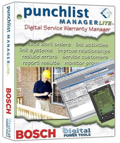 Bosch Punch Liste Manager Lite # bdptplm (Gebäude-listen)