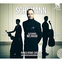 Schumann:Cto para piano/Trio nº 2