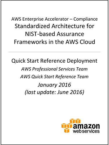 NIST Compliance on AWS (AWS Quick Start) eBook: AWS Whitepapers