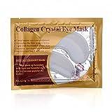 10 Paar Collagen Augen Pads - Crystal Eye Anti Aging Mask mit Hyaluronsäure!!! Beste Qualität von Schlupflid weg®