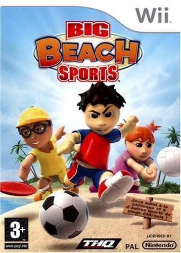 Big beach sports [FR Import] (Wii-big Beach Sports)
