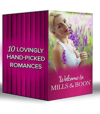 Welcome to Mills & Boon (Mills & Boon e-Book Collections) eBook