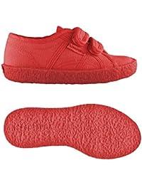 Superga Kinder-Unisex 2750-Naked Covj Niedrige Sneaker