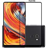 PLESURE MI MIX 2 TEMPERED GLASS, 3D Full Coverage Ultra HD Cover Ultra Clear Bubble-Free Anti-Scratch Shatter-Proof GLASS For Xiaomi Mi Mix 2