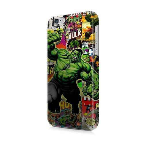 NEW* HARRY POTTER Tema iPhone 5/5s/SE Cover - Confezione Commerciale - iPhone 5/5s/SE Duro Telefono di plastica Case Cover [JFGLOHA005258] HULK#01