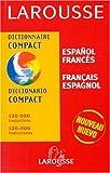Dictionnaire compact espagnol-français et français-espagnol. 2ème édition