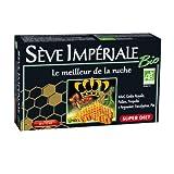SuperDiet Sève impériale Gelée royale, Miel, Propolis, Argousier-20 ampoules de 15ml
