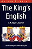 The King's English (Oxford Paperbacks)